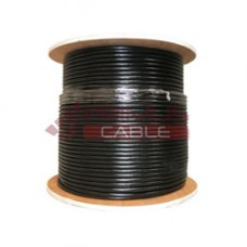 Primus Cable CAT6 Outdoor Ethernet Cable, Direct Burial Solid Copper UTP UV, Gel Filled, 23 AWG