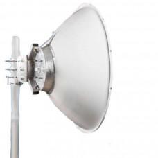 Jirous 10.1-11.7 GHz 1200mm (4-Foot) Dish 41.5 dBi Parabolic Antenna